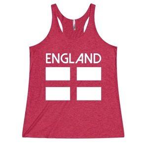 Tops - 🏴 England Tank Top Shirt Soccer